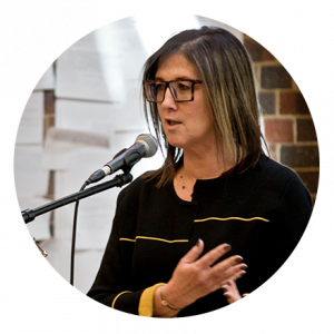 Arlene Sher - Head of Learners' Education